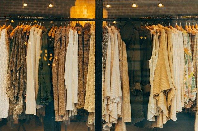 أسماء الملابس بالإنجليزية