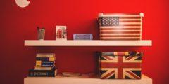 الفرق بين الإنجليزية الأمريكية والبريطانية