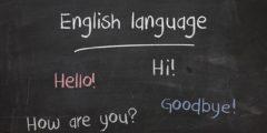 عبارات الترحيب والتحية والتعارف بالإنجليزية